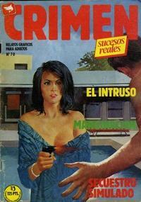 Cover Thumbnail for Crimen (Zinco, 1981 series) #70