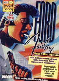 Cover Thumbnail for Pocketserien (Bladkompaniet / Schibsted, 1995 series) #2 - Ford Fairlane