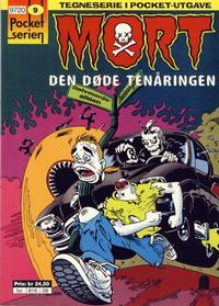 Cover Thumbnail for Pocketserien (Bladkompaniet / Schibsted, 1995 series) #9 - Mort den døde tenåringen