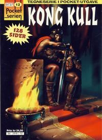 Cover Thumbnail for Pocketserien (Bladkompaniet / Schibsted, 1995 series) #12 - Kong Kull