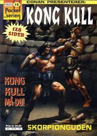 Cover Thumbnail for Pocketserien (Bladkompaniet / Schibsted, 1995 series) #15 - Kong Kull