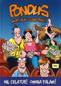 Cover Thumbnail for Pondus Mortales Clamores! (MareSilva, 2007 series) #[nn]