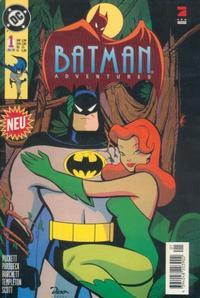 Cover Thumbnail for Batman Adventures (Dino Verlag, 1995 series) #1