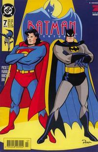 Cover Thumbnail for Batman Adventures (Dino Verlag, 1995 series) #7