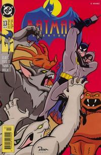 Cover Thumbnail for Batman Adventures (Dino Verlag, 1995 series) #13