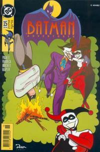 Cover Thumbnail for Batman Adventures (Dino Verlag, 1995 series) #15