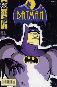 Cover Thumbnail for Batman Adventures (Dino Verlag, 1995 series) #16