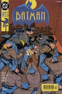 Cover Thumbnail for Batman Adventures (Dino Verlag, 1995 series) #17