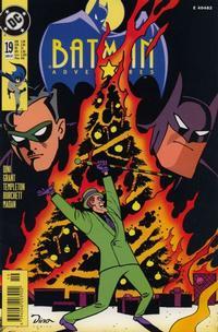 Cover Thumbnail for Batman Adventures (Dino Verlag, 1995 series) #19
