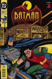 Cover Thumbnail for Batman Adventures (Dino Verlag, 1995 series) #20