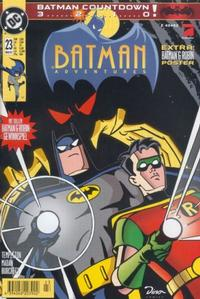 Cover Thumbnail for Batman Adventures (Dino Verlag, 1995 series) #23