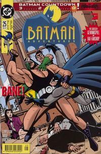 Cover Thumbnail for Batman Adventures (Dino Verlag, 1995 series) #25