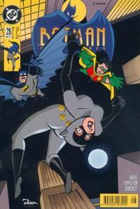 Cover Thumbnail for Batman Adventures (Dino Verlag, 1995 series) #28