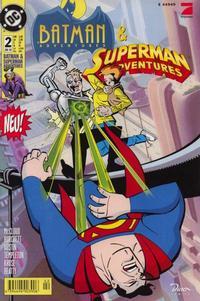 Cover Thumbnail for Batman Adventures & Superman Adventures (Dino Verlag, 1997 series) #2