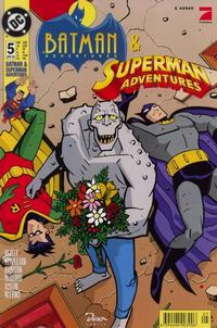 Cover Thumbnail for Batman Adventures & Superman Adventures (Dino Verlag, 1997 series) #5