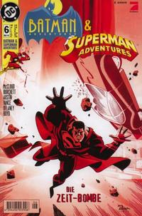 Cover Thumbnail for Batman Adventures & Superman Adventures (Dino Verlag, 1997 series) #6