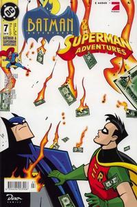 Cover Thumbnail for Batman Adventures & Superman Adventures (Dino Verlag, 1997 series) #7
