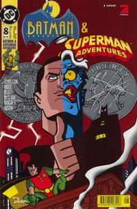 Cover Thumbnail for Batman Adventures & Superman Adventures (Dino Verlag, 1997 series) #8