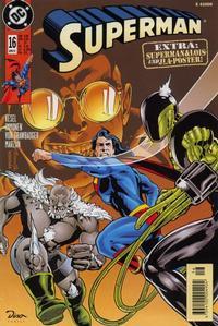 Cover Thumbnail for Superman (Dino Verlag, 1996 series) #16