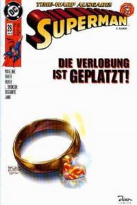 Cover Thumbnail for Superman (Dino Verlag, 1996 series) #28