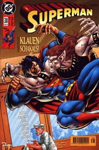 Cover Thumbnail for Superman (Dino Verlag, 1996 series) #38