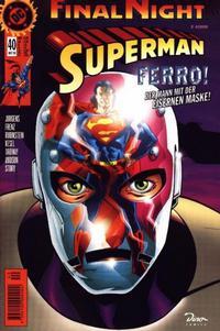 Cover Thumbnail for Superman (Dino Verlag, 1996 series) #40