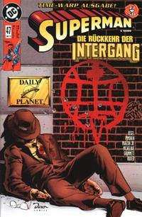 Cover Thumbnail for Superman (Dino Verlag, 1996 series) #47