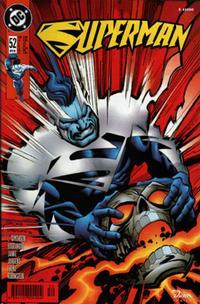 Cover Thumbnail for Superman (Dino Verlag, 1996 series) #52