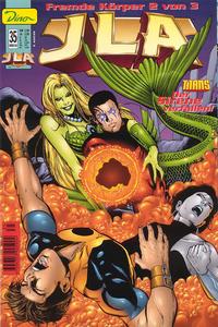 Cover Thumbnail for JLA - Die neue Gerechtigkeitsliga (Dino Verlag, 1997 series) #35