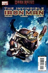 Cover Thumbnail for Invincible Iron Man (Marvel, 2008 series) #12