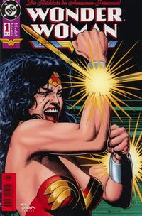 Cover Thumbnail for Wonder Woman (Dino Verlag, 1998 series) #1