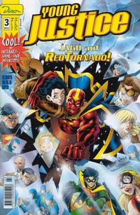 Cover Thumbnail for Young Justice (Dino Verlag, 2000 series) #3