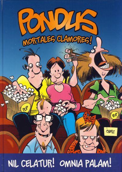 Cover for Pondus Mortales Clamores! (MareSilva, 2007 series) #[nn]