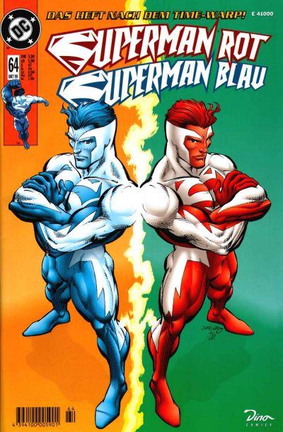 Cover for Superman (Dino Verlag, 1996 series) #64
