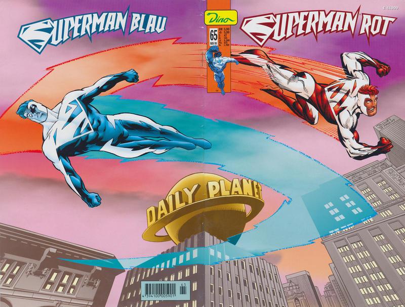 Cover for Superman (Dino Verlag, 1996 series) #65