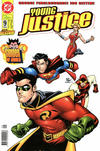 Cover for Young Justice (Dino Verlag, 2000 series) #9