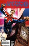 Cover for Captain Britain and MI: 13 (Marvel, 2008 series) #13