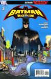 Cover for Batman and Robin (DC, 2009 series) #2