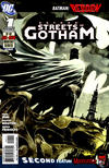 Cover for Batman: Streets of Gotham (DC, 2009 series) #1