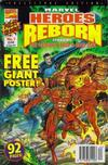 Cover for Marvel Heroes Reborn (Panini UK, 1997 series) #1