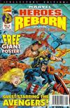 Cover for Marvel Heroes Reborn (Panini UK, 1997 series) #6