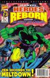 Cover for Marvel Heroes Reborn (Panini UK, 1997 series) #7