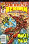 Cover for Marvel Heroes Reborn (Panini UK, 1997 series) #9