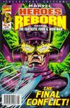 Cover for Marvel Heroes Reborn (Panini UK, 1997 series) #16