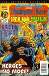 Cover for Marvel Heroes Reborn (Panini UK, 1997 series) #32