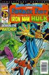 Cover for Marvel Heroes Reborn (Panini UK, 1997 series) #36