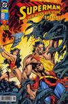 Cover for Superman Der Mann aus Stahl Special (Dino Verlag, 2000 series) #1