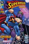 Cover for Superman Der Mann aus Stahl Special (Dino Verlag, 2000 series) #2