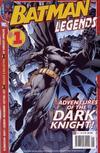 Cover for Batman Legends (Titan, 2007 series) #1