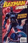 Cover for Batman Legends (Titan, 2007 series) #2